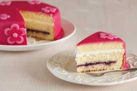 cake zelf bakken