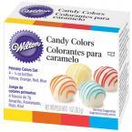 Candy kleurstoffen