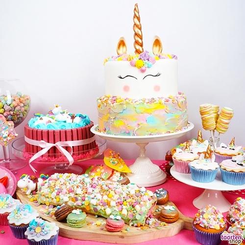 taart verjaardag maken