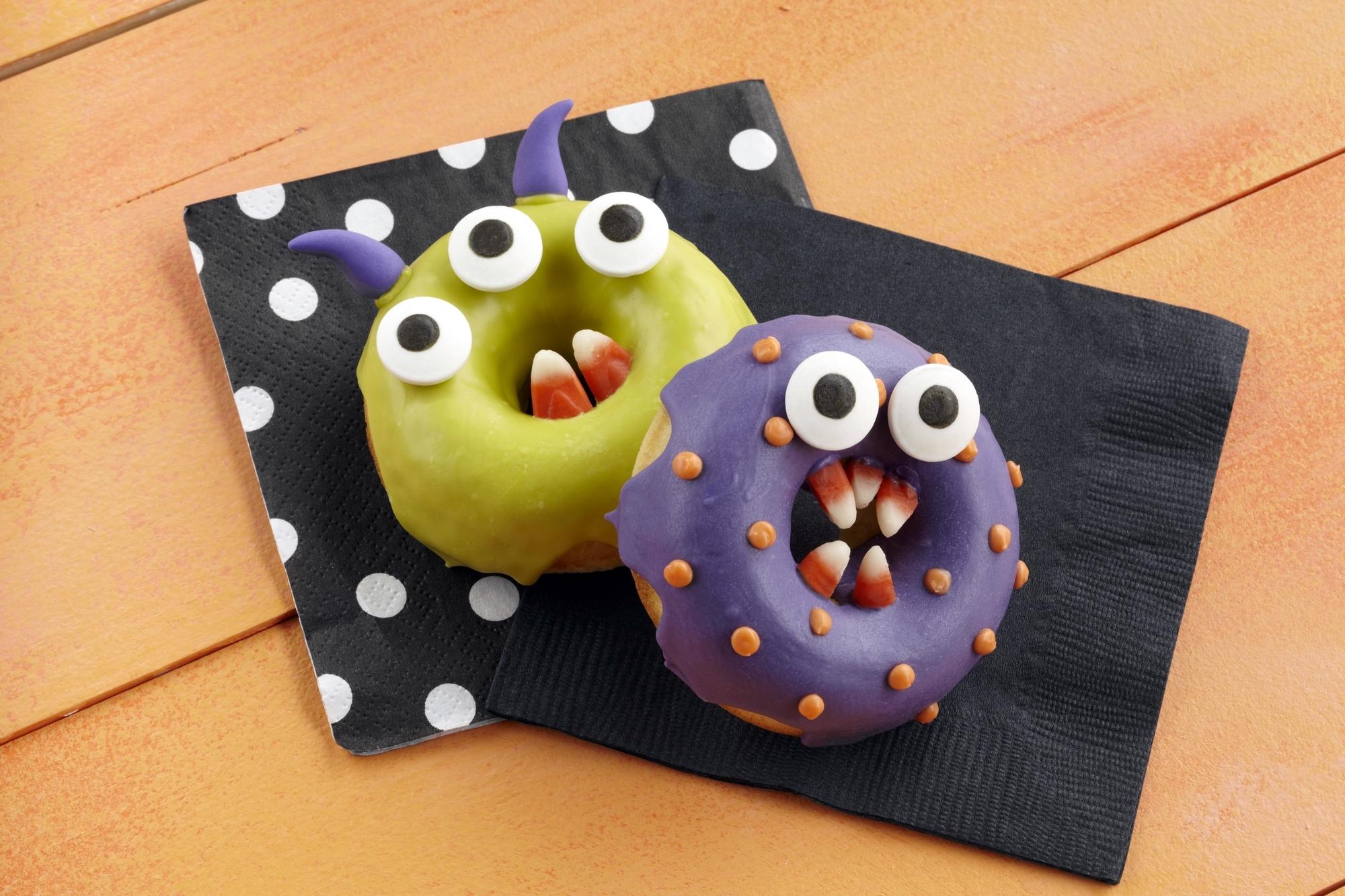 Halloween Traktaties.Blog Griezelig Lekker Bakken Voor Halloween